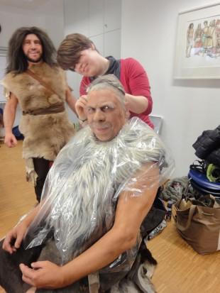 Neanderthal- Kostüme