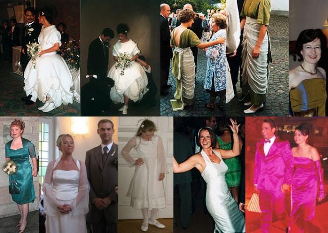 Braut-Abend- und Kommunionsmode