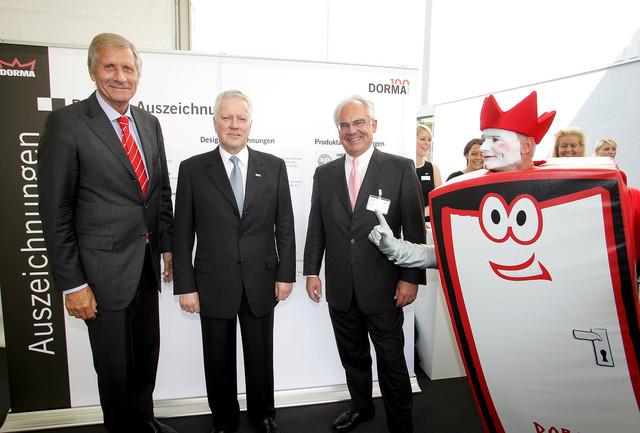 """""""Dormi"""" mit Ulrich Wickert"""
