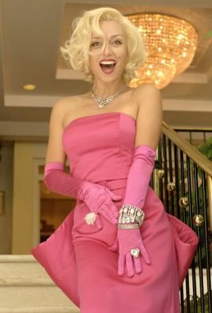 Marilyn Monroe Kleid
