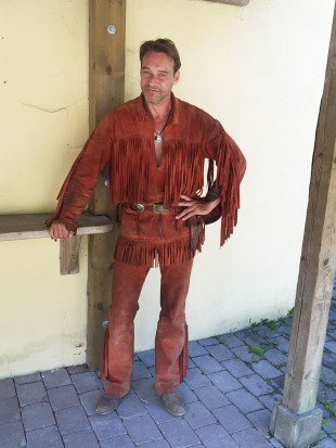 Old Shatterhand Kostüm
